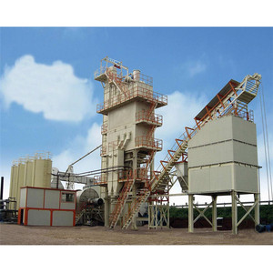 Asphalt Mixing Plant Base In India