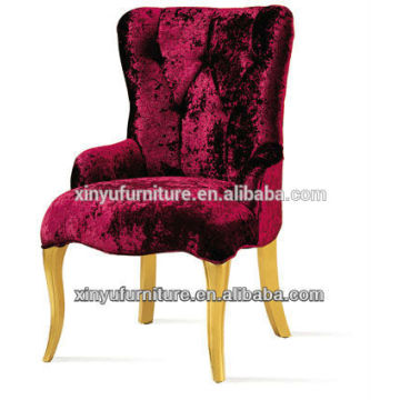 Used armrest restaurant dining chair XY2602