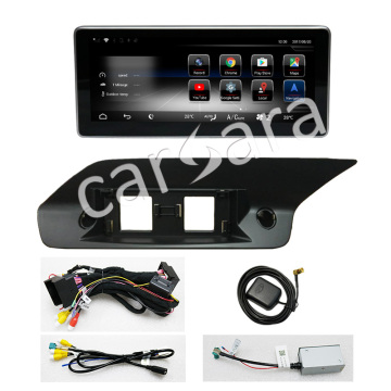 China RHD Mercedes W212 Android Screen 10-12, High Quality