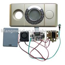 Digital hotel safe locks for sale
