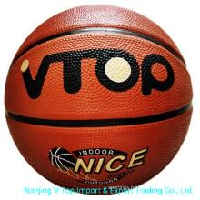 Laminated PU PVC Basketball Sporting Goods