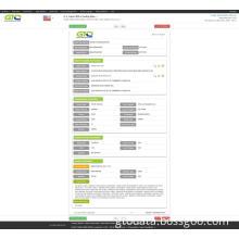 Usa Import Customs Data Sample (material for medical)