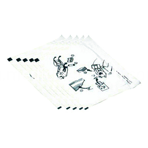 Datacard 548714-001 Adhesive Cleaning Cards 10 Pcs