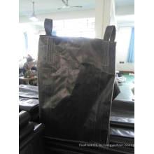 Большая сумка из углеродного сажи для погрузки 1000 кг