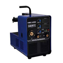 China Mejor calidad inversor DC MIG máquina de soldadura MIG200gy