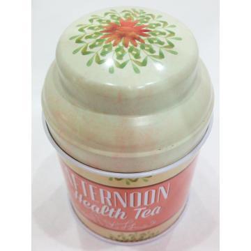 Health Tea Tin Can