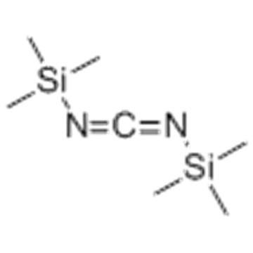 Bis(trimethylsilyl)carbodiimide CAS 1000-70-0