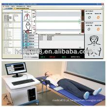 ISO Advanced CPR Mannequin com AED e Trauma Care Training
