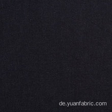 Dark Indigo Stretch Baumwoll Denim Stoff