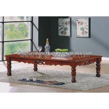 Mesa de café em madeira maciça / mesa japonesa