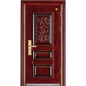 باب فولاذي في باب، باب فولاذي مركب