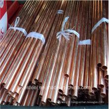 Vente de cuivre rouge alliage tube / tube C-2200