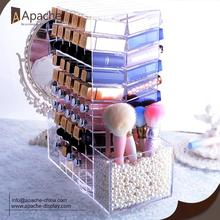 OEM for Cosmetic Displays Large Capacity 110pcs Lipsticks Storage Rack export to China Exporter