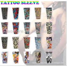 2014 wholesale western high quality cool nylon fake tattoo arm sleeves china supplier