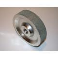 roue profilée en diamant galvanisé