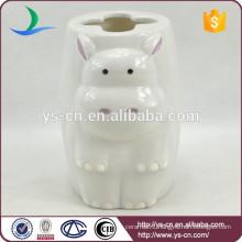 YSb40071-01-th New custom animal bathroom toothbrush holder