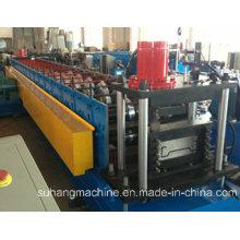 Durable Ce ISO certificada M sección Purlin Perfil que hace la máquina