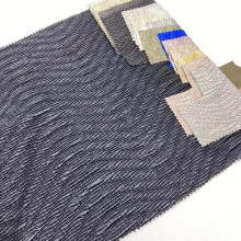 100% Polyester Crush Fabric