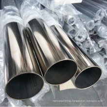 Astm Welded Stainless Steel Pipe For Furniture Hanger Stair Railing Window Case Wide Application