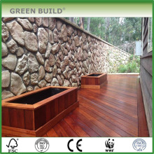 Проблемные трещиностойкий мербау мокко твердый decking сада