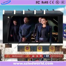 Affichage fixe polychrome extérieur de panneau de signe de P5 HD LED
