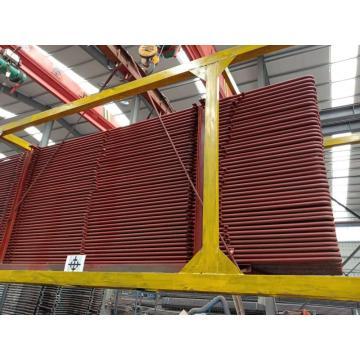 Échangeur de chaleur d'accessoires de chaudière pour l'usine de moulin à farine