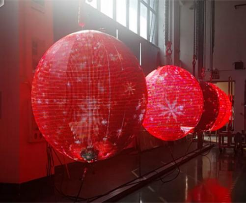 جديد شاشة P5 Sphere Led Ball Screen