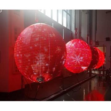 Nueva Innovación P5 Sphere Led Ball Display Pantalla