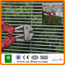 security fence panel system