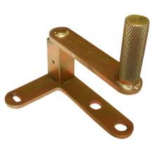 Parte de soldadura de hardware por CNC Machinery
