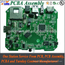 12v power supply pcb with 2mm pcb board thickness energy meter pcb assembly