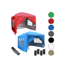 Outdoor folding tent easy to assemble
