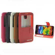 S-View Flip Leather Case for Samsung Galaxy Note 3 N9100