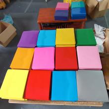 Factory wholease environmental friendly 12in a4 pu heat transfer vinyl sheet 25cm pu htv for t shirt