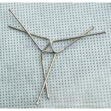 Clip de la camisa de metal para el embalaje
