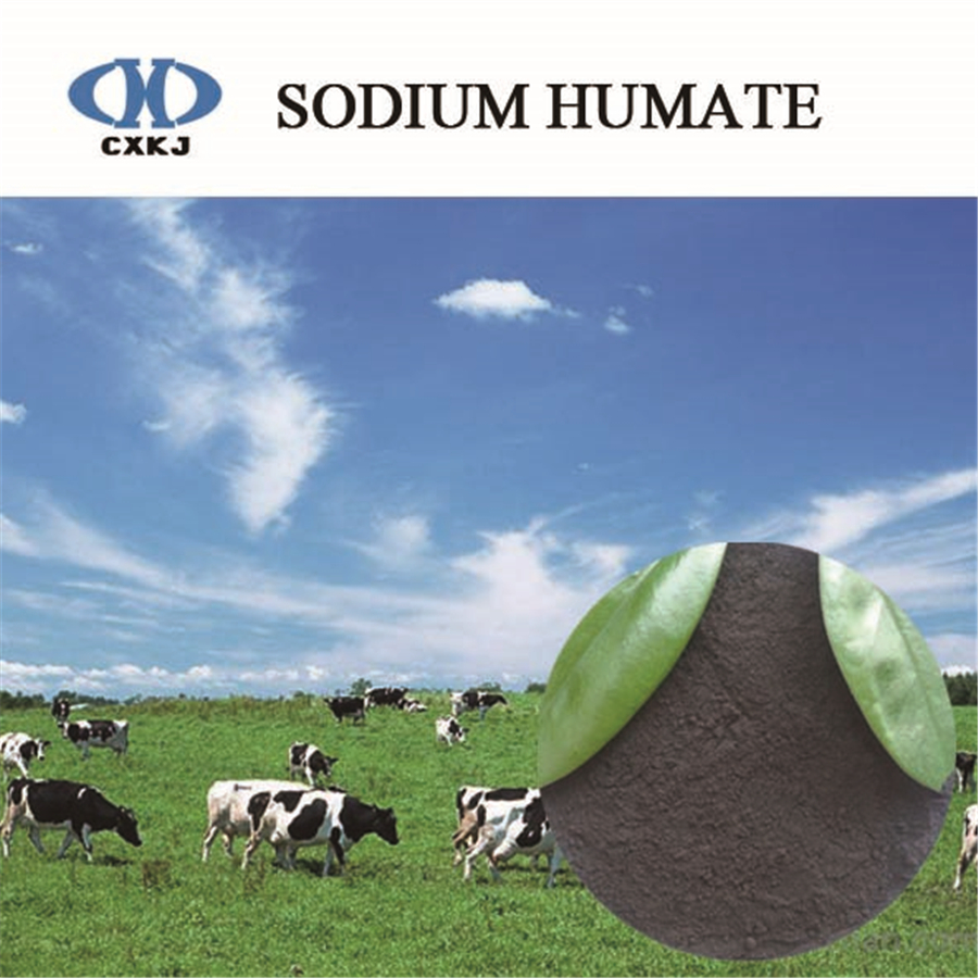 Feed Additive sodium humate