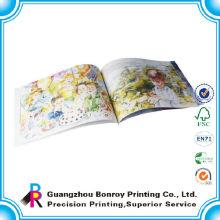 Cómic de encargo impreso colorido de la venta caliente del proveedor de China