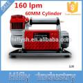 HF-16060 DC 12V / 24V 160L Hochleistungsluftkompressor 60MM Zylinder 160lpm Luftkompressor (CE ROHS Zertifikat)