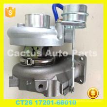CT26 17201-68010 17201-68010 Turbocompresseur pour Toyota Toyota Land Cruiser 12ht