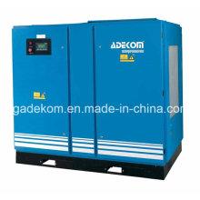 Compresseur industriel de vis de l'air refroidi par huile refroidie par l'eau (KD55-10)