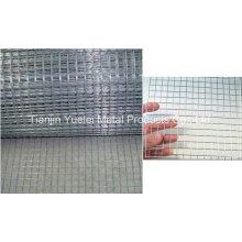 Clôture en chaîne galvanisée Idiamond Wire Mesh, maille galvanisée haute sécurité, filetage en fil galvanisé