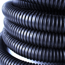 High reputation for HDPE Permeable Corrugated Pipe Corrugated Perforated Pipe With Hole supply to St. Helena Manufacturer