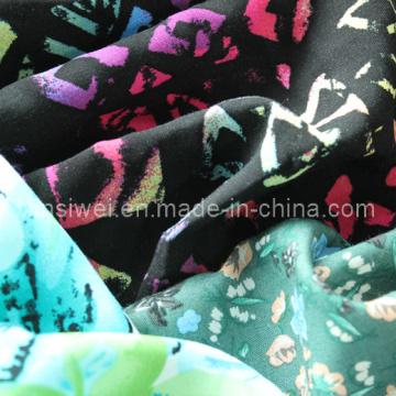 100% Rayon Fabric with Printed (SL15003)