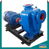 Agriculture irrigation system end suction water pump