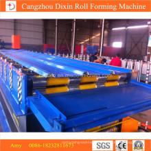 Rollformmaschine für Dachdecker