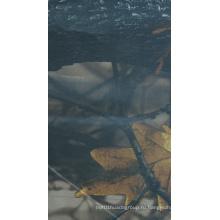 Водоустойчивый полиэфир 190t напечатал ткань с PU покрытием