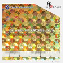 GZ-281, Diamant-Polycarbonat geprägtes Blatt