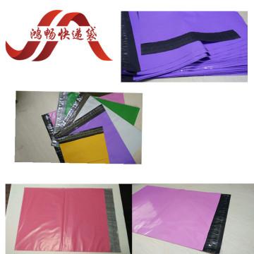 Sac d'emballage en plastique imperméable populaire populaire d'enveloppe / vêtement