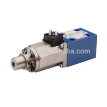 Rexroth type DBET Pilot operated proportional relief valves