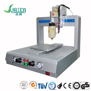 3 paksi epoxy resin dispenser robot